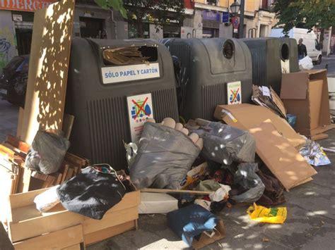 frecuencia radio cadena ser madrid madrid estrena nuevo servicio de recogida de basuras