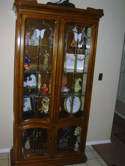 Stained Glass Cabinet by Leaded Glass And Stained Glass Cabinet For Sale Antiques
