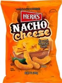 popcorn that looks like cheesecurls potato chips frito lay cheezies pringles herr s cheese