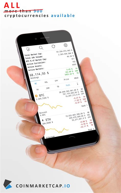 mobile version of i created a mobile version of coinmarketcap steemit