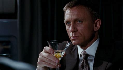 vodka martini james bond james bond s drinking habits in one lush infographic