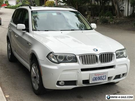 m line bmw 2008 bmw x3 m line for sale in united states
