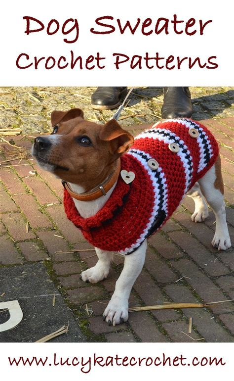 pattern for dog jersey free crochet dog sweater patterns dog sweater pattern