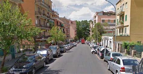 roma monteverde roma turista americano trovato cadavere in via di