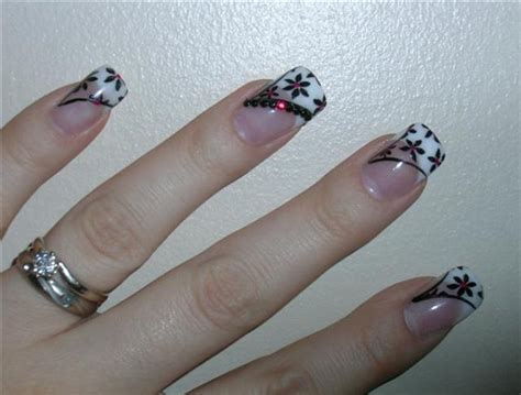 simple nail art designs 2014 easy flower nail art designs flower nails flower nail