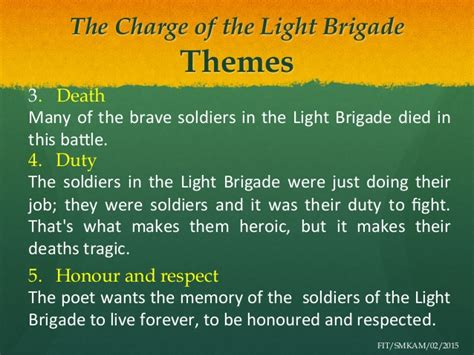 charge of the light brigade analysis charge of the light brigade analysis ppt