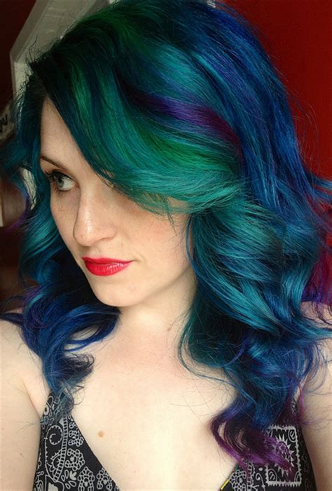 coloured hair for 2015 grand 5 minutes with ursula goff talking about life as a rainbow