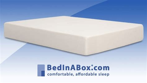 Bed In Box by Bed In A Box High Quality Bed Convenient Package Newswatch Review