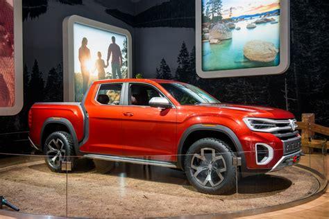 Vw New York Auto Show by Image Volkswagen Atlas Tanoak Concept 2018 New York Auto