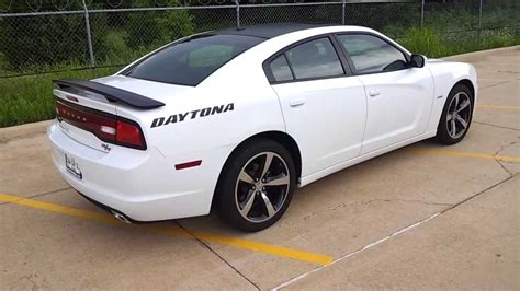 2013 Charger Daytona (white edition)   YouTube