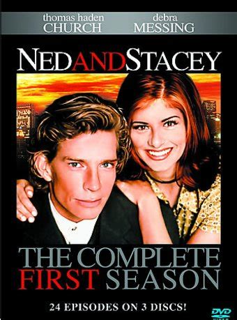 thomas haden church ned and stacey ned and stacey 1st season 3 dvd 1995 television on