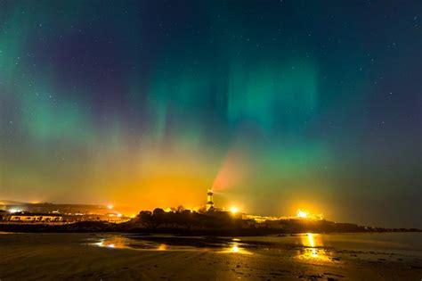 malin northern lights northern lights or borealis inishowen