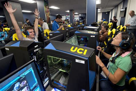 Uc Irvine Mba Scholarships by Uci Esports The Next Frontier In Inter Collegiate
