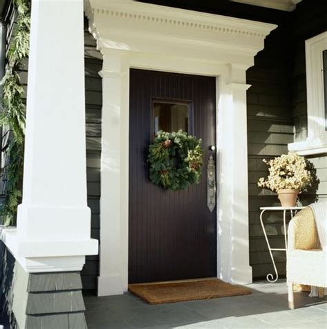Decorating Ideas January How To Decorate A Front Porch For January Home Porches