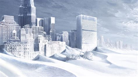 r city age world is on brink of a new ice age earth changes