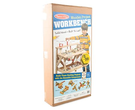 melissa and doug work bench melissa doug wooden project workbench great daily