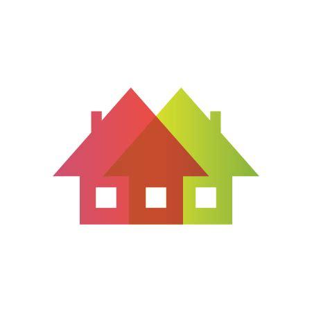 real estate house logo homes real estate logo template buy vector logo for 10