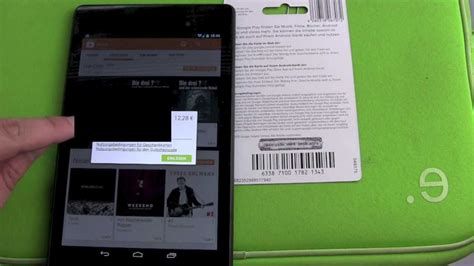What Play Store Redeem Code How To Redeem A Play Store Card In The App