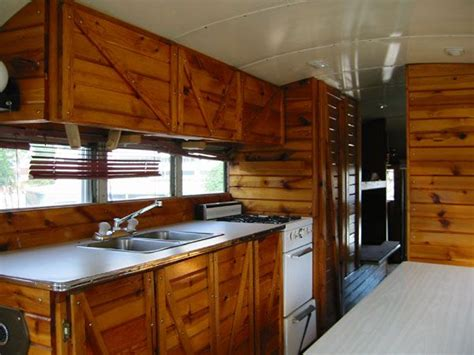 old school bus conversions interior bus conversions skoolie interior bus conversion pinterest propane