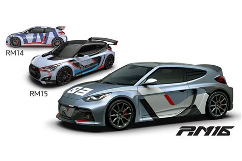 hyundai rm16 hyundai rm16 n concept previews next veloster wheels