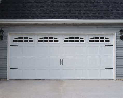 Garage Entry Door Top 10 Types Of Carriage Garage Doors Ward Log Homes