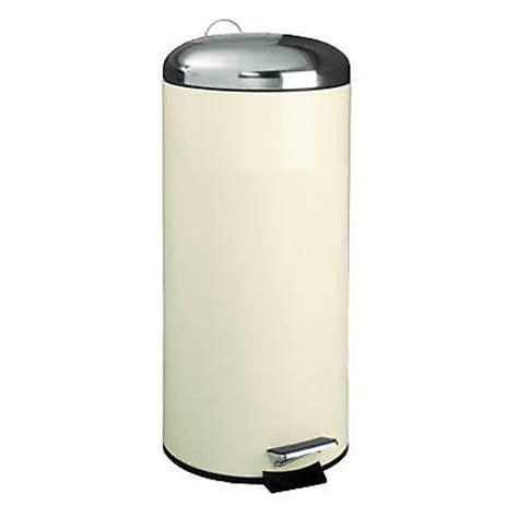 Bathroom Storage Ideas Uk 30l Pedal Bin Cream