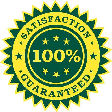 Bilder Sticker by Satisfaction Guaranteed Sticker Free Stock Photo