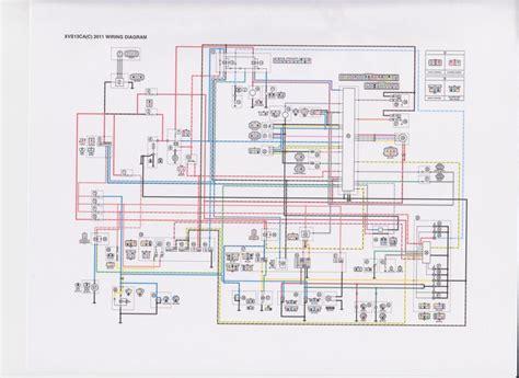 2011 yamaha stryker wiring diagram wiring diagram schemes