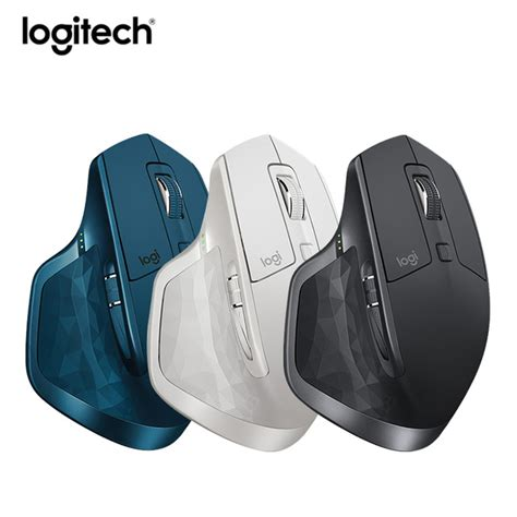 logitech mx master 2s wireless bluetooth mouse unifying