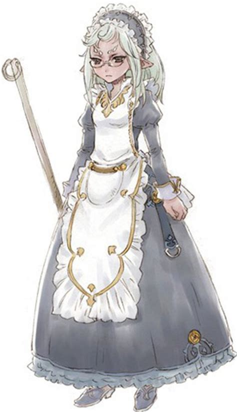 Rune Factory Tides Of Destiny Character Guide Maerwen