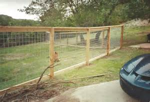 Fences For Backyards Types - decorative cattle panel b c fence