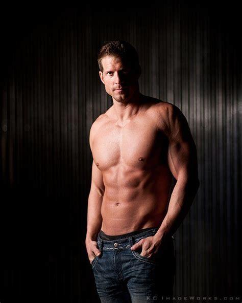 nick bolton tac light wbff male fitness model nick bolton