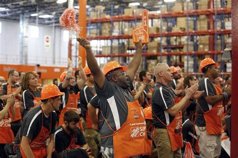 home depot warehouse open the blade