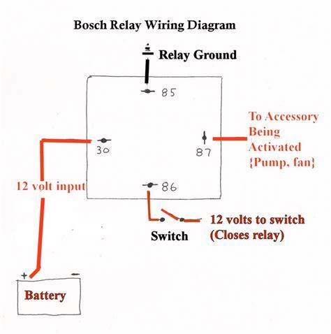bosch distributor wiring diagram k