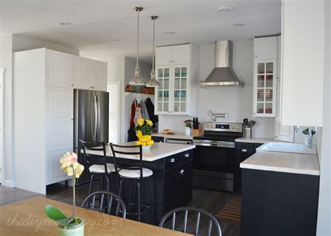 Remodeled Kitchens With White Cabinets our almost finished diy vintage industrial kitchen our