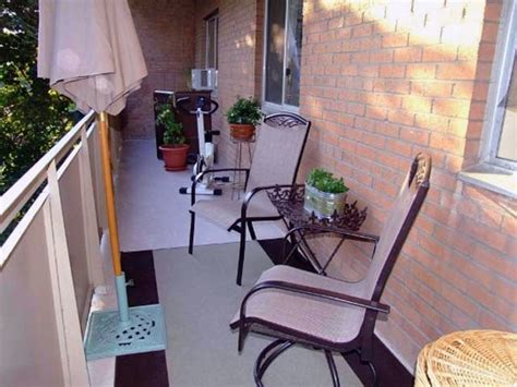 Small Apartment Patio Decorating Ideas   AyanaHouse