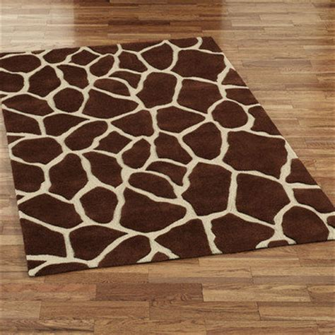Giraffe Print Area Rug 12 Ways To Decorate With Animal Print Coldwell Banker Blue Matter