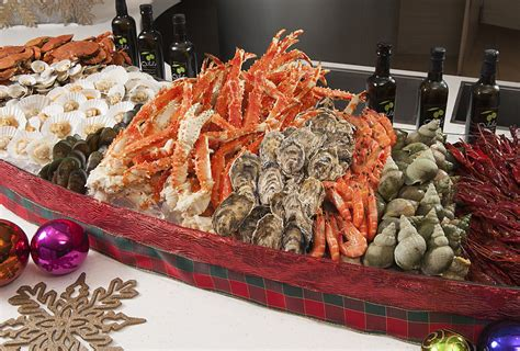 seafood gifts for christmas regal airport hotel culinary temptations 2014 regal airport hotel