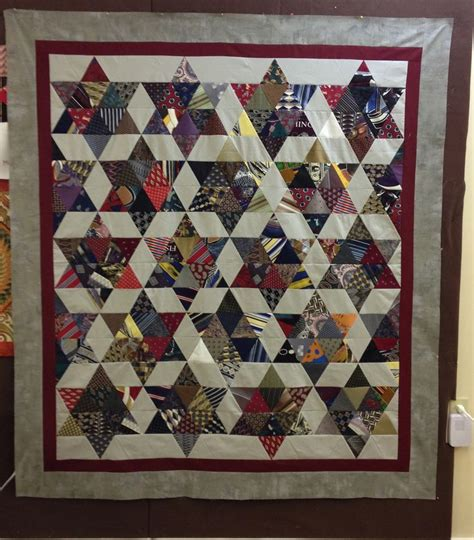 Mens Tie Quilt by 17 Best Images About Made From S Ties On Necktie Quilt Neck Ties And Dads