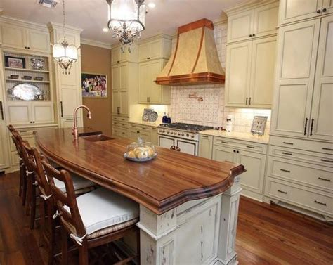 wood tops for kitchen islands medium ogee countertop edge profile by grothouse