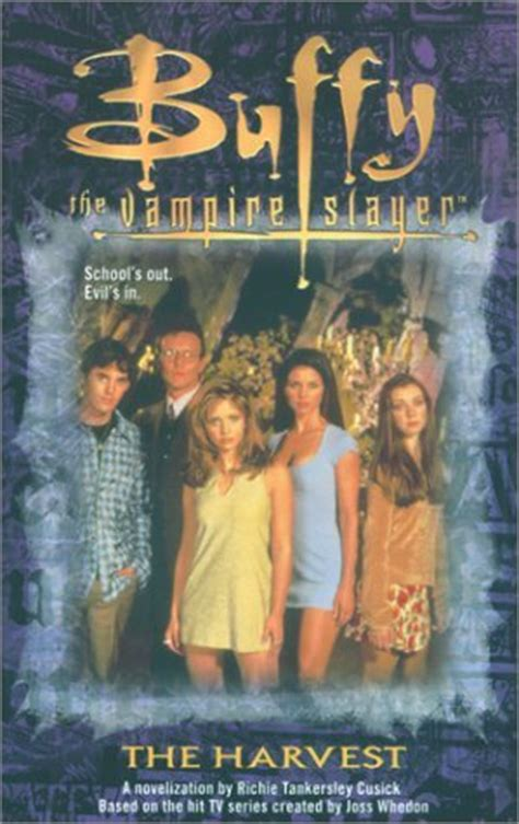 the harvest murder books the harvest buffy the slayer novelizations 2