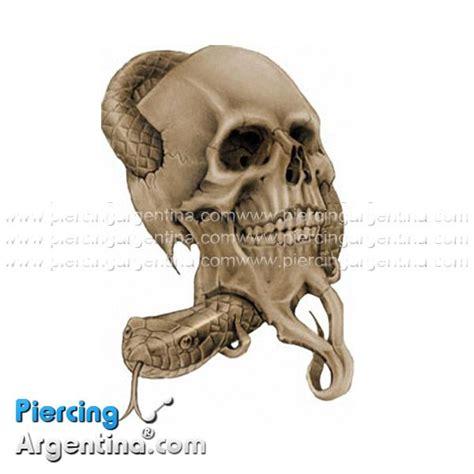 imagenes de calaveras y serpientes piercing argentina 174 tattoo argentina 174 empresa l 237 der