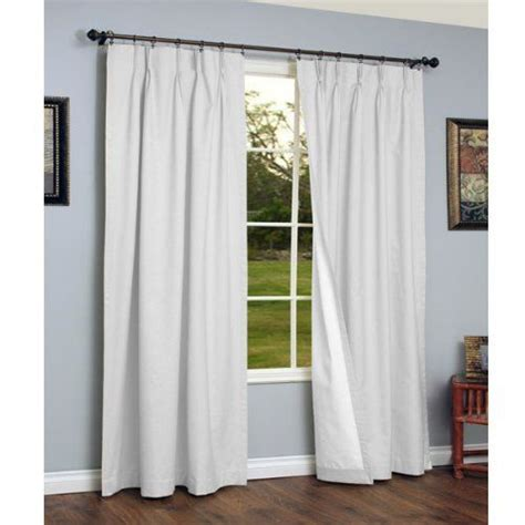r value of curtains 1000 ideas about pinch pleat curtains on pinterest