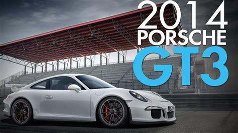 which porsche is the fastest the fastest porsche gt3 made