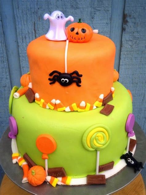 halloween cake decorations ideas  pinterest halloween cakes ideas  halloween