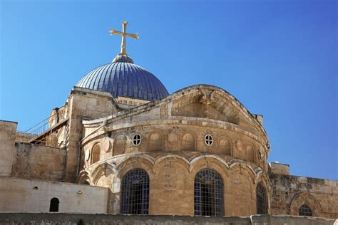 the church the church of the holy sepulchre land of the bible