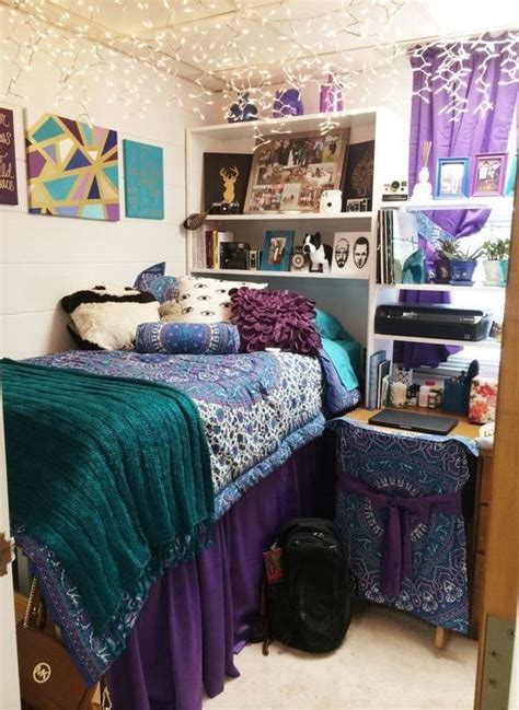 cute purple bedroom ideas 17 best ideas about purple dorm rooms on pinterest