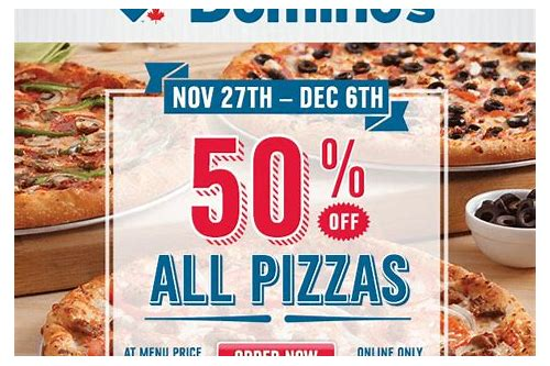 black friday deals dominos
