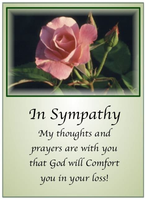 printable card sympathy free condolences cards