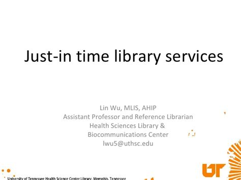 reference book library services just in time library services